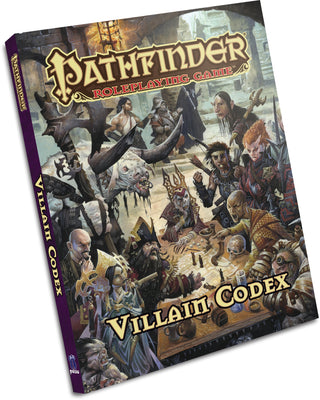 Villain Codex (Pathfinder Roleplaying Game)