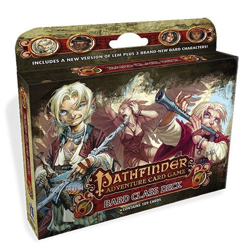 Bard Class Deck (Pathfinder Adventure Card Game)