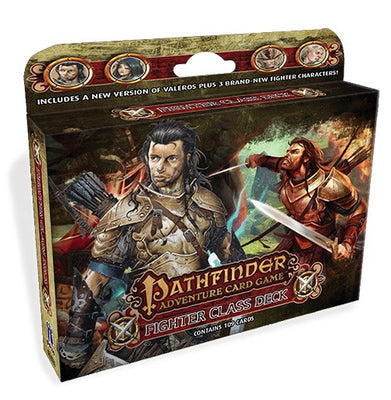 Fighter Class Deck (Pathfinder Adventure Card Game)