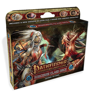 Sorcerer Class Deck (Pathfinder Adventure Card Game)