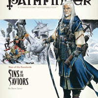 Pathfinder Adventure Path #5: Sins of the Saviors (Rise of the Runelords 5 of 6; d20/OGL)