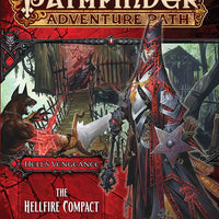 "Pathfinder Adventure Path #103: Hell's Vengeance Part 1 of 6 ""The Hellfire Compact"""