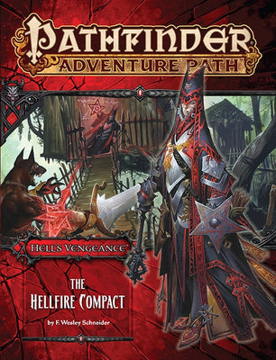 Pathfinder Adventure Path #103: Hell's Vengeance Part 1 of 6