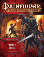 "Pathfinder Adventure Path #104: Hell's Vengeance Part 2 of 6 ""Wrath of Thrune"""