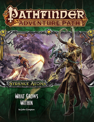 Pathfinder Adventure Path #113: Strange Aeons 5 of 6