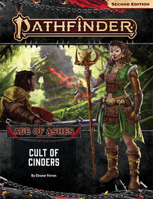 Pathfinder Adventure Path #146: Cult of Cinders (Age of Ashes Part 2 of 6)