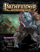 Pathfinder Adventure Path #44: Trial of the Beast (Carrion Crown 2 of 6; PFRPG)