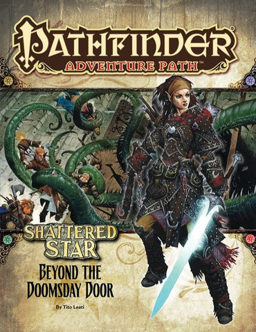 Pathfinder Adventure Path #64: Beyond the Doomsday Door (Shattered Star 4 of 6; PFRPG)