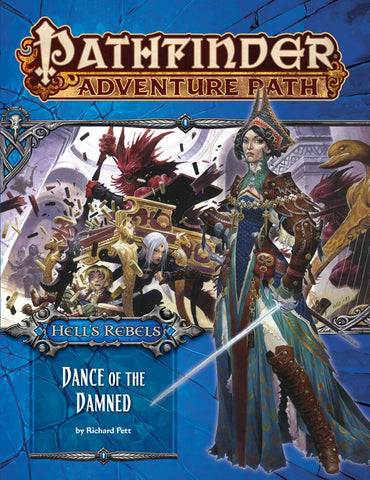 Hell's Rebels Dance of the Damned (Pathfinder Adventure Path)