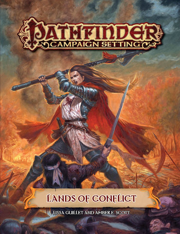 Lands of Conflict (Pathfinder Campaign Setting)