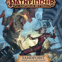 Pathfinder Player Companion: Sandpoint, Light of the Lost Coast