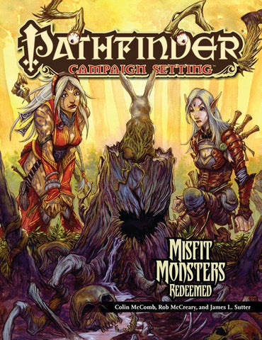 Pathfinder Campaign Setting: Misfit Monsters Redeemed (PFRPG)