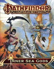Pathfinder Campaign Setting: Inner Sea Gods Hardcover