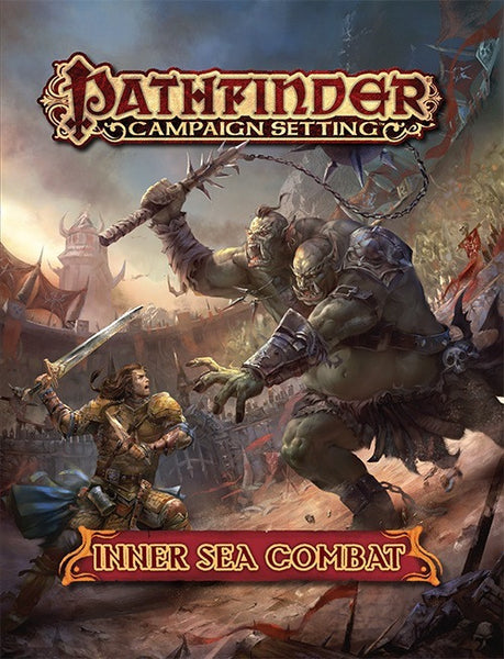 Inner Sea Combat (Pathfinder Campaign Setting)
