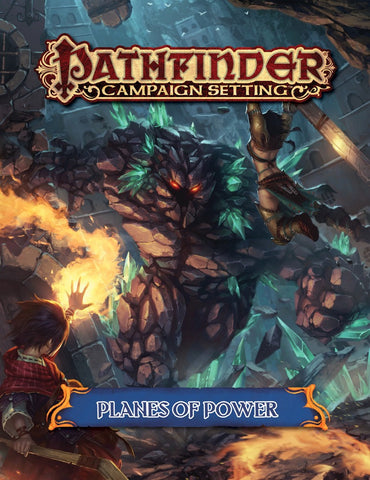Pathfinder Campaign Setting: Planes of Power (PFRPG)