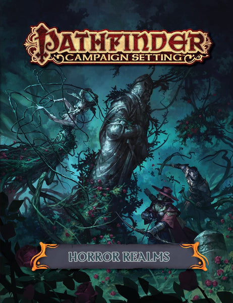 Horror Realms (Pathfinder Campaign Setting)