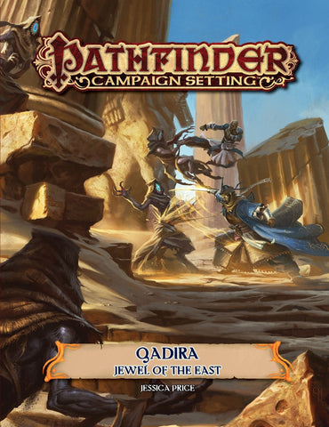 Qadira, Jewel of the East (Pathfinder Campaign Setting)