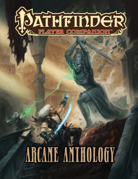 Arcane Anthology (Pathfinder Player Companion)