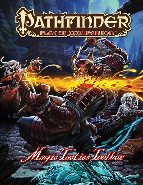 Magic Tactics Toolbox (Pathfinder Player Companion)