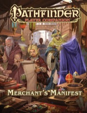 Pathfinder RPG: (Player Companion) Merchant's Manifest