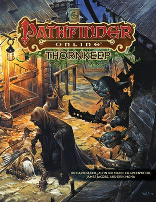 Pathfinder Online: Thornkeep (Softcover, color)