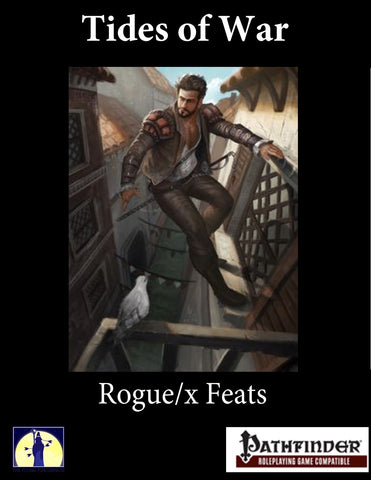 Tides of War: Rogue/X Feats