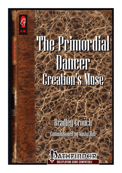 The Primordial Dancer: Creation's Muse