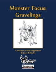 Monster Focus: Gravelings