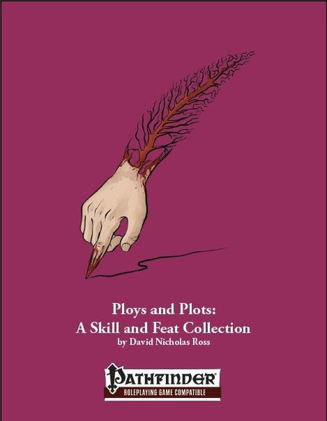 Ploys and Plots: A Skill and Feat Collection
