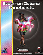 Everyman Options: Kineticists