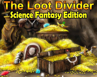 The Loot Divider - Science Fantasy edition