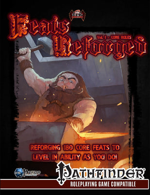 Feats Reforged, Vol. 1