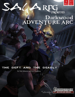 Darkwood Adventure Arc #1: The Deft and the Deadly PDF