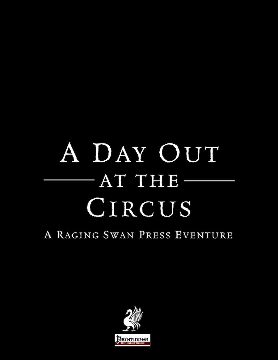 A Day Out at the Circus