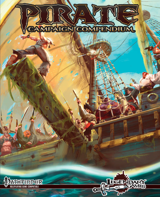 Deep Sea Pirate – d20PFSRD