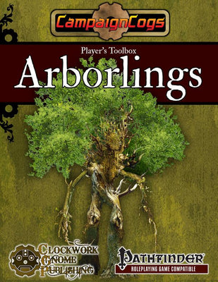 Player's Toolbox: Arborlings