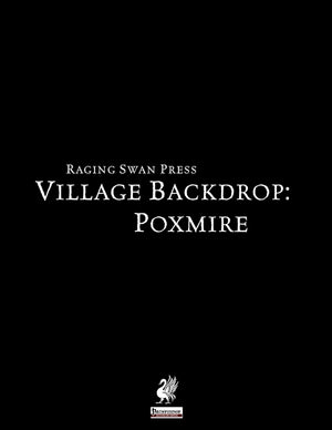 Village Backdrop: Poxmire