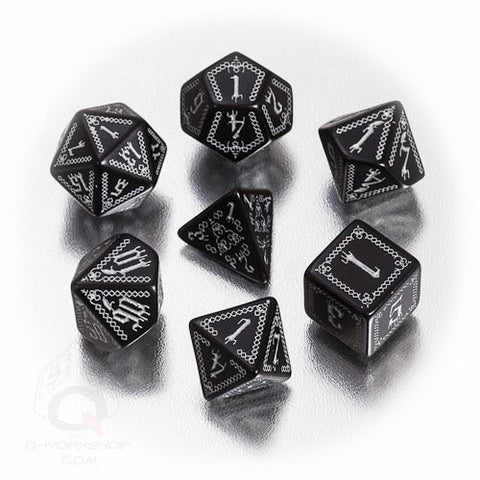 Pathfinder Dice: Carrion Crown