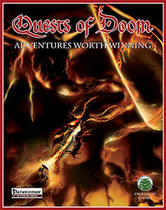 Quests of Doom (PFRPG)