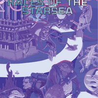 SSC Races of the Starsea (Starfinder® Compatible)