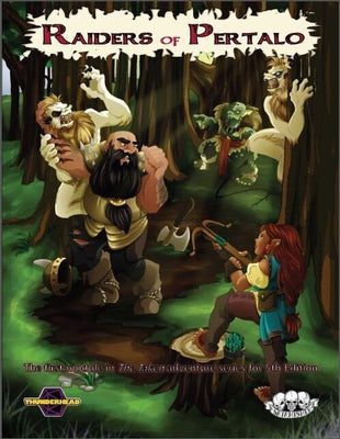 Raiders of Pertalo (An Adventure for 5th Edition)