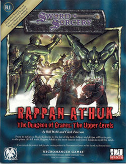 Rappan Athuk 1 - Upper Levels (d20)
