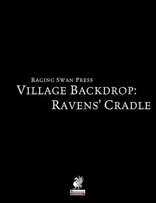 Village Backdrop: Ravens' Cradle