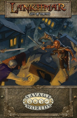 Lankhmar: City of Thieves Limited Edition (Hardcover)