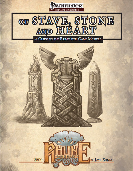 Of Stone, Stave, and Heart