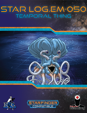 Star Log.EM-050: Temporal Thing
