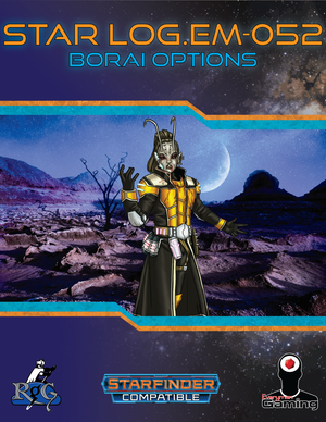 Star Log.EM-052: Borai Options