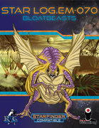 Star Log.EM-070: Bloatbeasts