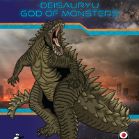 Star Log.EM-072: Deisauryu, God of Monstersters