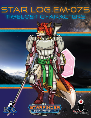 Star Log.EM-075: Timelost Characters